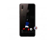 Coque Huawei P20 Lite Je Peux Pas J Ai Les Bleues