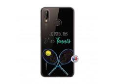 Coque Huawei P20 Lite Je Peux Pas J Ai Tennis