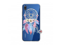 Coque Huawei P20 Lite Multicolor Watercolor Floral Dreamcatcher