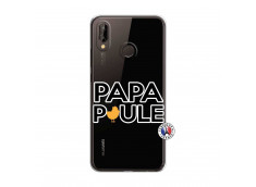 Coque Huawei P20 Lite Papa Poule