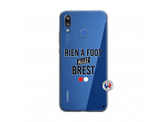 Coque Huawei P20 Lite Rien A Foot Allez Brest