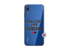 Coque Huawei P20 Lite Rien A Foot Allez Guingamp