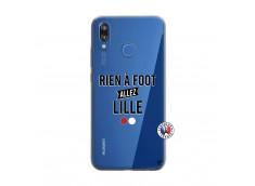 Coque Huawei P20 Lite Rien A Foot Allez Lille