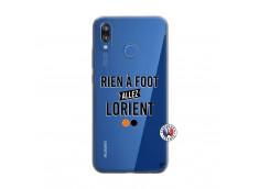 Coque Huawei P20 Lite Rien A Foot Allez Lorient