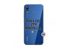 Coque Huawei P20 Lite Rien A Foot Allez Montpellier