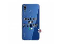 Coque Huawei P20 Lite Rien A Foot Allez St Etienne