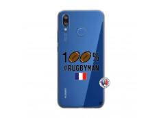 Coque Huawei P20 Lite 100% Rugbyman