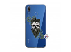 Coque Huawei P20 Lite Skull Hipster