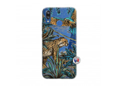 Coque Huawei P20 Lite Leopard Jungle