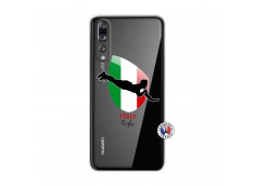 Coque Huawei P20 PRO Coupe du Monde Rugby-Italy