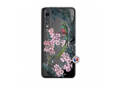 Coque Huawei P20 PRO Flower Birds