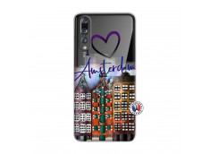 Coque Huawei P20 PRO I Love Amsterdam