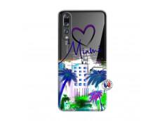 Coque Huawei P20 PRO I Love Miami