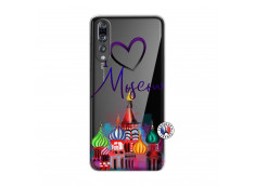 Coque Huawei P20 PRO I Love Moscow