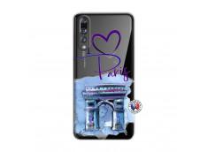 Coque Huawei P20 PRO I Love Paris Arc Triomphe