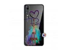 Coque Huawei P20 PRO I Love Paris