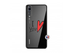 Coque Huawei P20 PRO I Love You