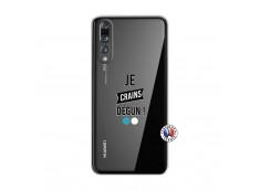 Coque Huawei P20 PRO Je Crains Degun