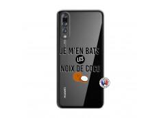 Coque Huawei P20 PRO Je m'en bats Les Noix De Coco