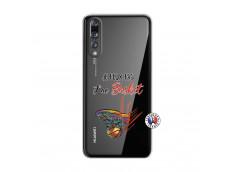 Coque Huawei P20 PRO Je Peux Pas J Ai Basket