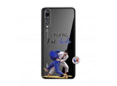 Coque Huawei P20 PRO Je peux pas j'ai Judo