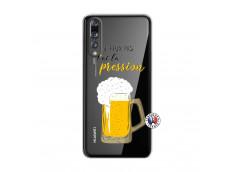 Coque Huawei P20 PRO Je peux pas J'ai la Pression
