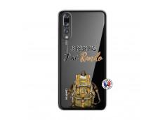 Coque Huawei P20 PRO Je Peux Pas J Ai Rando