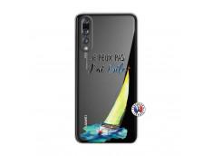 Coque Huawei P20 PRO Je Peux Pas J Ai Voile