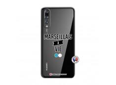 Coque Huawei P20 PRO Marseillais à Vie