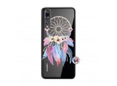 Coque Huawei P20 PRO Multicolor Watercolor Floral Dreamcatcher