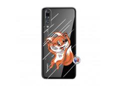 Coque Huawei P20 PRO Fox Impact