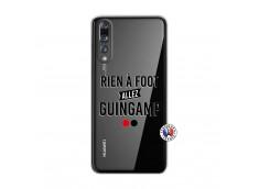 Coque Huawei P20 PRO Rien A Foot Allez Guingamp