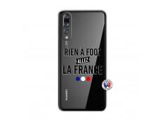 Coque Huawei P20 PRO Rien A Foot Allez La France