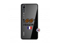 Coque Huawei P20 PRO 100% Rugbyman