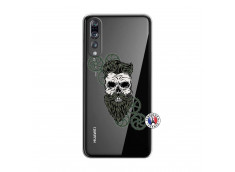 Coque Huawei P20 PRO Skull Hipster