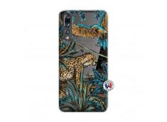 Coque Huawei P20 PRO Leopard Jungle