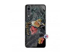 Coque Huawei P20 PRO Leopard Tree