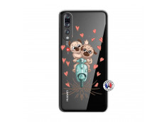 Coque Huawei P20 PRO Puppies Love