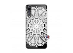 Coque Huawei P20 PRO White Mandala