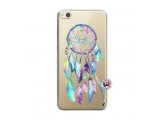 Coque Huawei P8 Lite 2017 Blue Painted Dreamcatcher