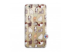 Coque Huawei P8 Lite 2017 Cat Pattern
