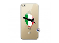 Coque Huawei P8 Lite 2017 Coupe du Monde Rugby-Italy