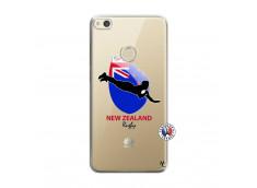 Coque Huawei P8 Lite 2017 Coupe du Monde Rugby- Nouvelle Zélande