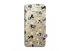 Coque Huawei P8 Lite 2017 Cow Pattern