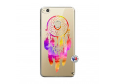 Coque Huawei P8 Lite 2017 Dreamcatcher Rainbow Feathers