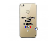 Coque Huawei P8 Lite 2017 Frappe De Batard Comme Benjamin