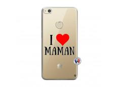 Coque Huawei P8 Lite 2017 I Love Maman