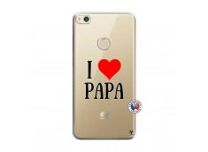 Coque Huawei P8 Lite 2017 I Love Papa