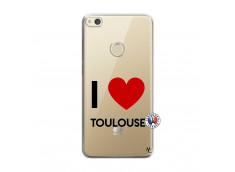 Coque Huawei P8 Lite 2017 I Love Toulouse