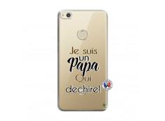 Coque Huawei P8 Lite 2017 Je Suis Un Papa Qui Dechire